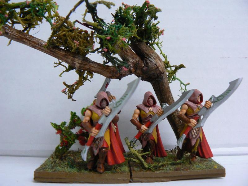 Mon Armée Elfes Sylvains - Page 3 P1150115