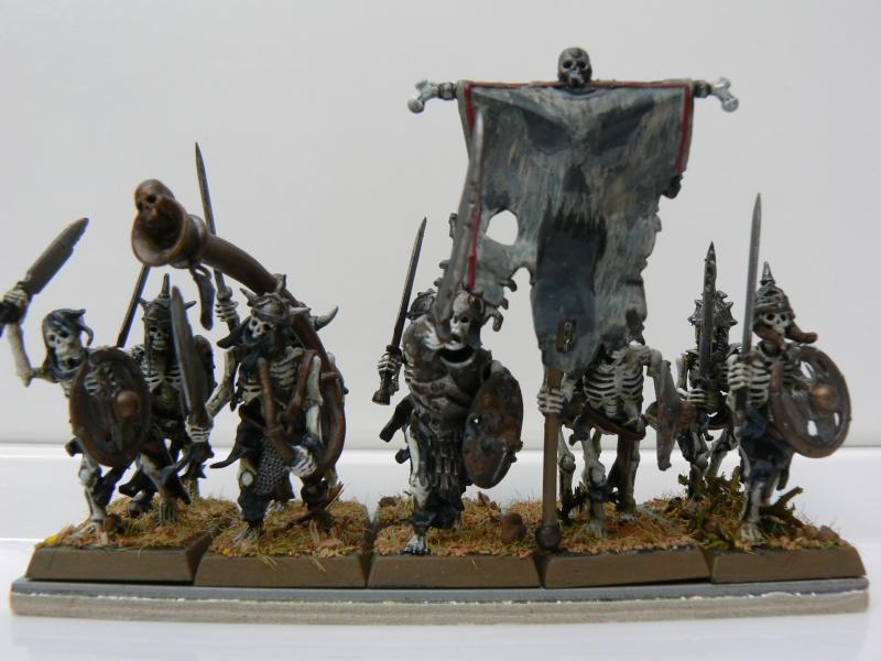 Mon Armée Comte Vampire. Squele11