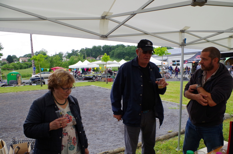 compte rendu du rencard dans Le Béarn juin 2017 Imgp2623