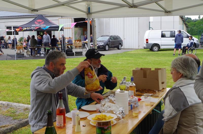 compte rendu du rencard dans Le Béarn juin 2017 Imgp2625