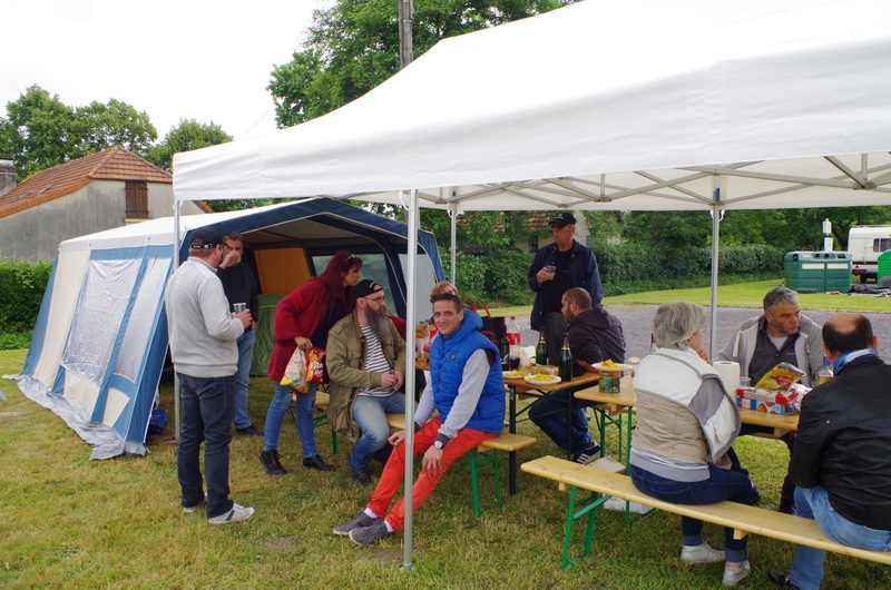 compte rendu du rencard dans Le Béarn juin 2017 Imgp2710