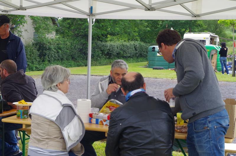 compte rendu du rencard dans Le Béarn juin 2017 Imgp2711