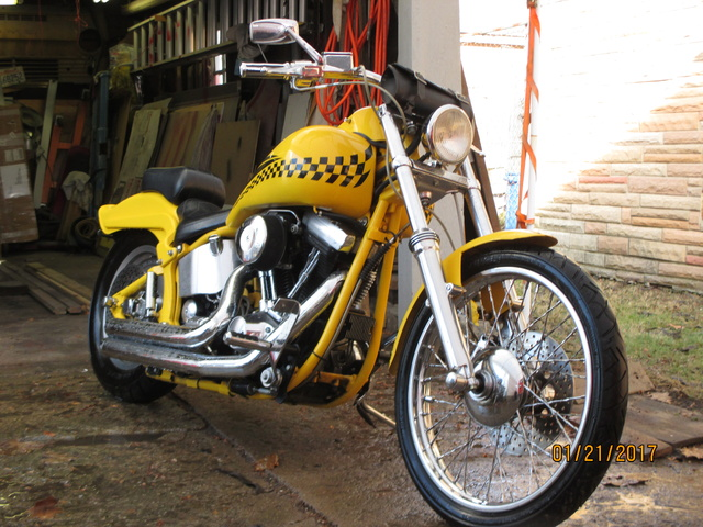 1993 Harley FXSTC Img_0317