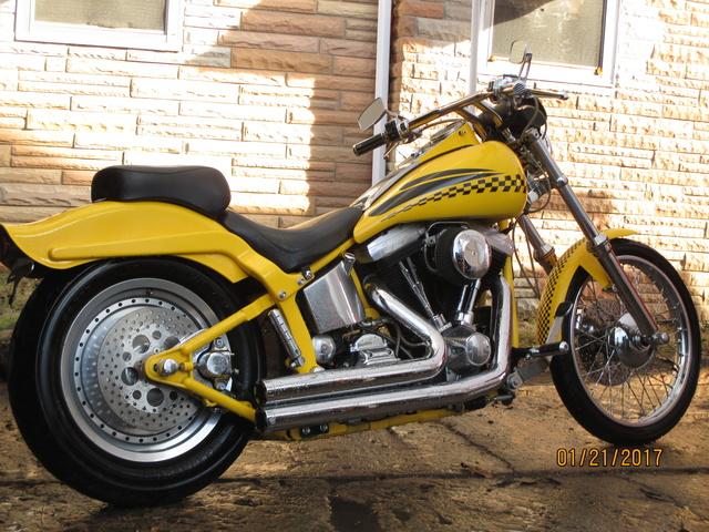 1993 Harley FXSTC Img_0318