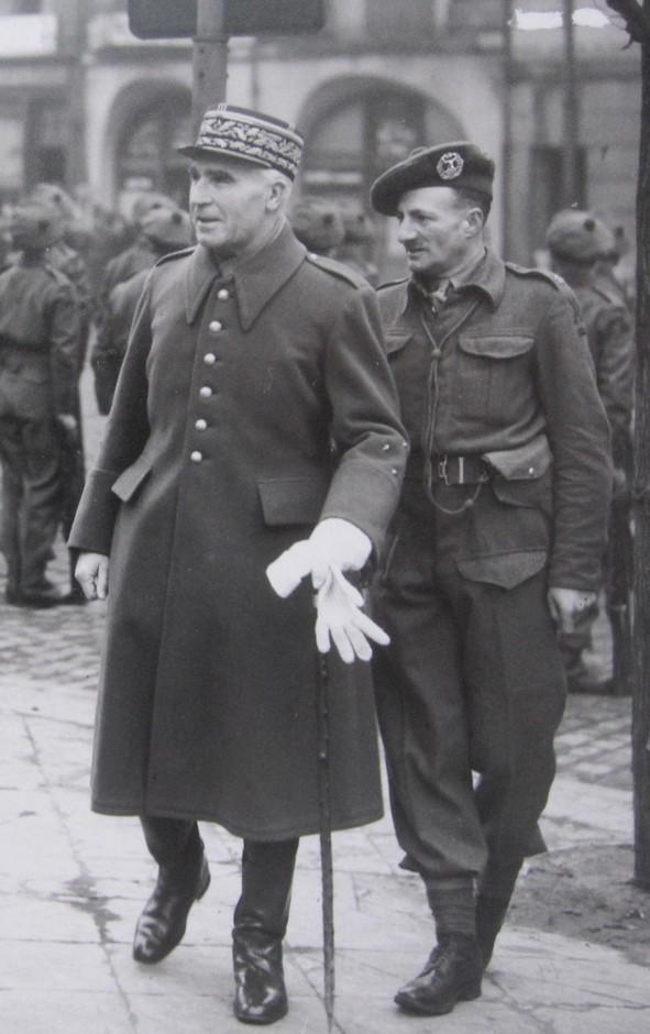 Général Fagalde, 16e CA (enquête d'identification) Ganara10
