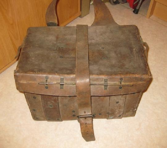 Caisse de cellier luftwaffe 2a41