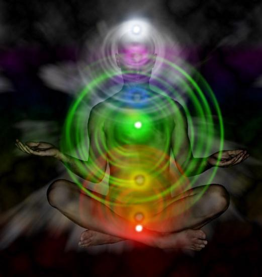 Imazhe Spirituale - Çakrat Chakra12