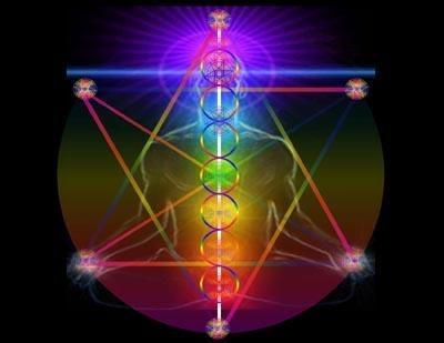 Imazhe Spirituale - Çakrat Chakra20