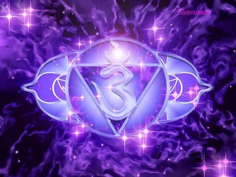 Imazhe Spirituale - Syri i Tretë  Chakra21