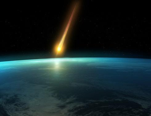 Jashtëtokësorët mbrojnë planetin Tokë nga meteorët  Majinf10