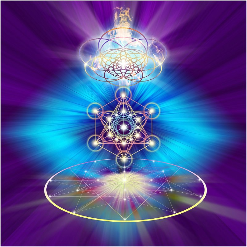Imazhe Spirituale - Merkabah Metatr10
