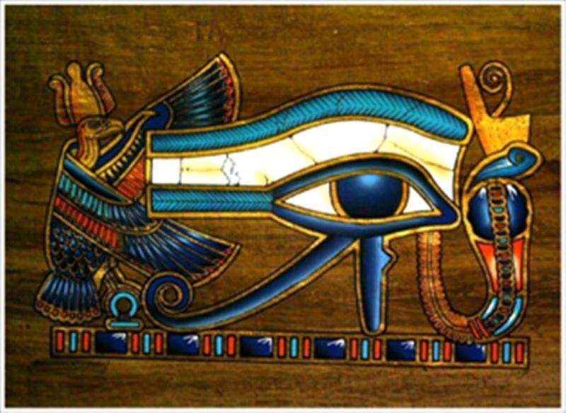 Imazhe Spirituale - Syri i Tretë  Olho_d10