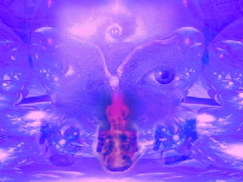 Imazhe Spirituale - Syri i Tretë  Pineal10