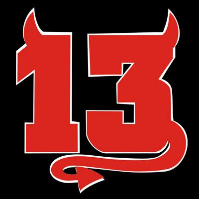 Numri - Numri 13 Treze_10