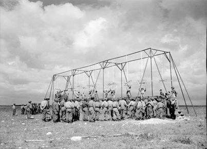 Garnisons successive du 1er Régiment de Chasseurs Parachutistes (1er RCP) 15460510