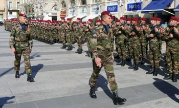Castres. Le «8» defilera sur les Champs-Elysées 20140410