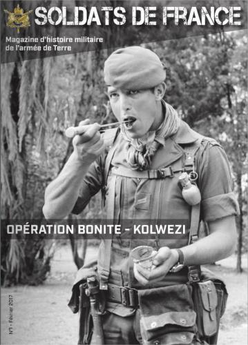 """""""Soldats de France"""": l'armée de terre propose un nouveau magazine d'histoire militaire 31015910"""
