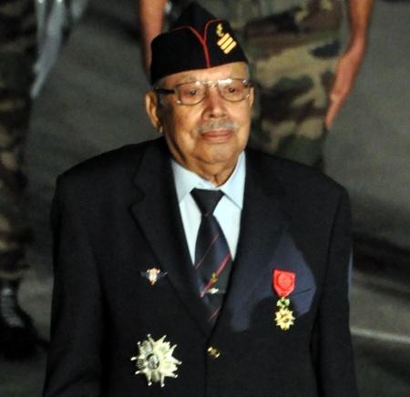 Décès du colonel (er) Claude Mademba Sy Claude10