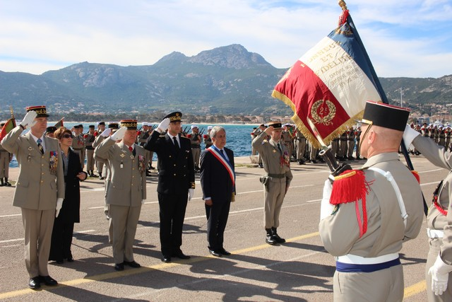 Cinquantième anniversaire de l'installation du REP à Calvi Gal-4410