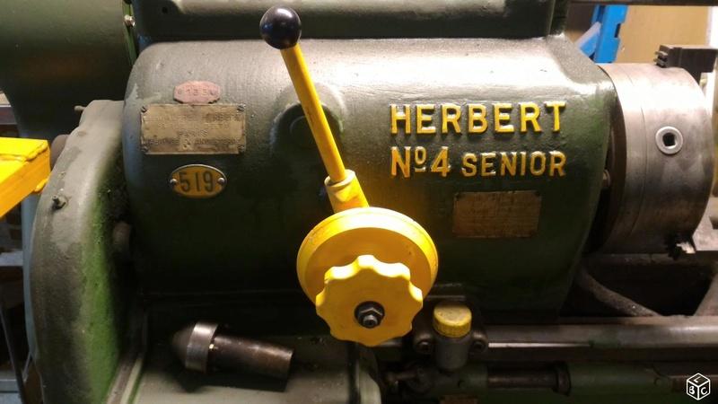Tour à métaux Herbert Senior n°4 A34d6c10