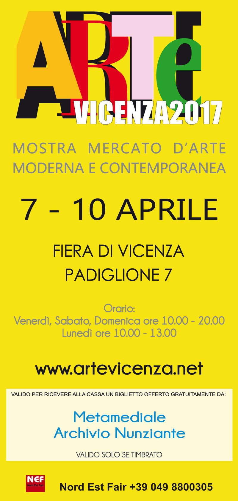 Nunziante a Vicenza Arte 07-10 Aprile 2017 2017_a10