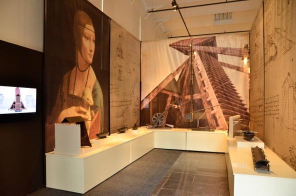 """01 Giugno- 31 Ottobre 2017 Nunziante """"Sur les traces de Léonard De Vinci"""", Bruges _0010711"""