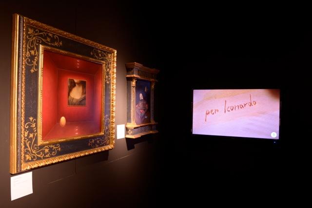 """01 Giugno- 31 Ottobre 2017 Nunziante """"Sur les traces de Léonard De Vinci"""", Bruges _dsc0711"""