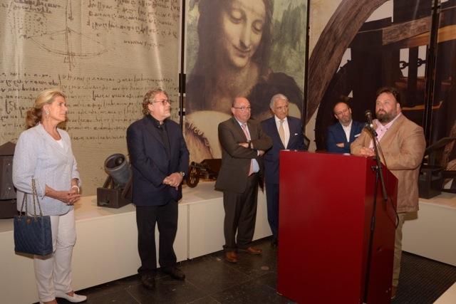 Inaugurazione mostra di Bruges con la presenza eccezionale della Principessa del Belgio _dsc0810