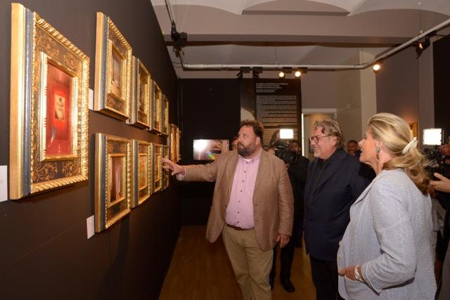 """01 Giugno- 31 Ottobre 2017 Nunziante """"Sur les traces de Léonard De Vinci"""", Bruges _dsc0812"""