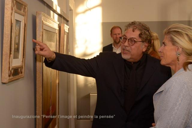 Inaugurazione mostra di Bruges con la presenza eccezionale della Principessa del Belgio _dsc0910