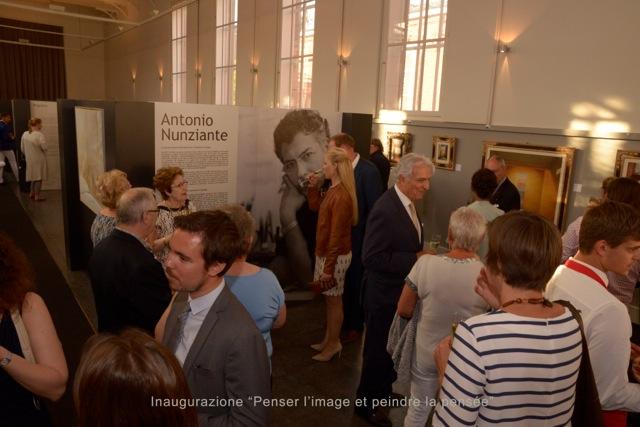Inaugurazione mostra di Bruges con la presenza eccezionale della Principessa del Belgio _dsc0912
