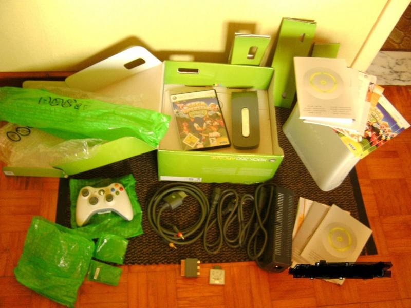 [VDS] Consoles, Jeux XBOX 360 Xbox3611