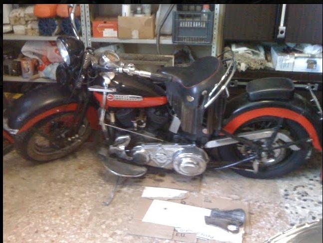 Les vieilles Harley....(ante 84) par Forum Passion-Harley - Page 2 100_da10