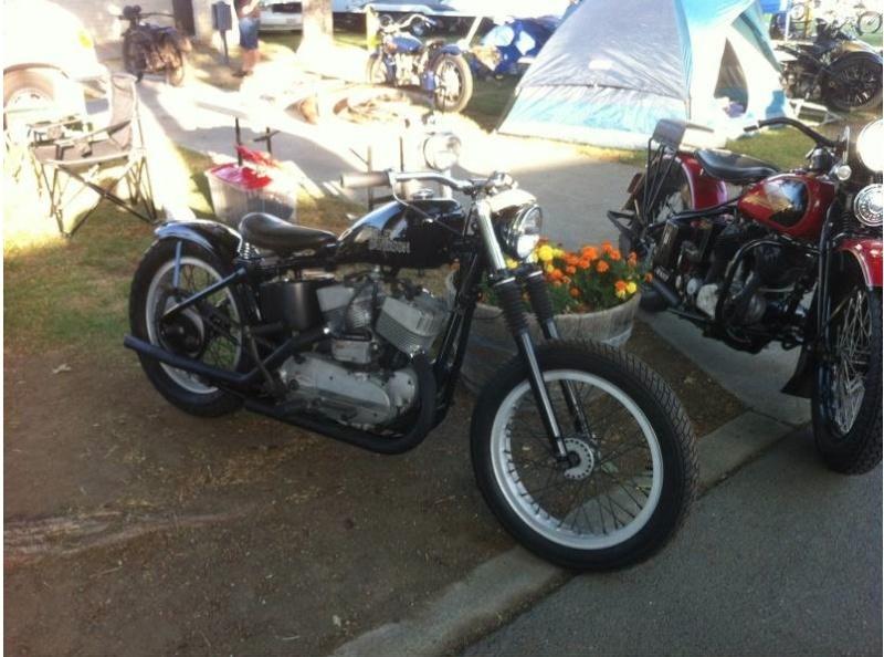 Les vieilles Harley....(ante 84)..... - Page 37 1_viei11