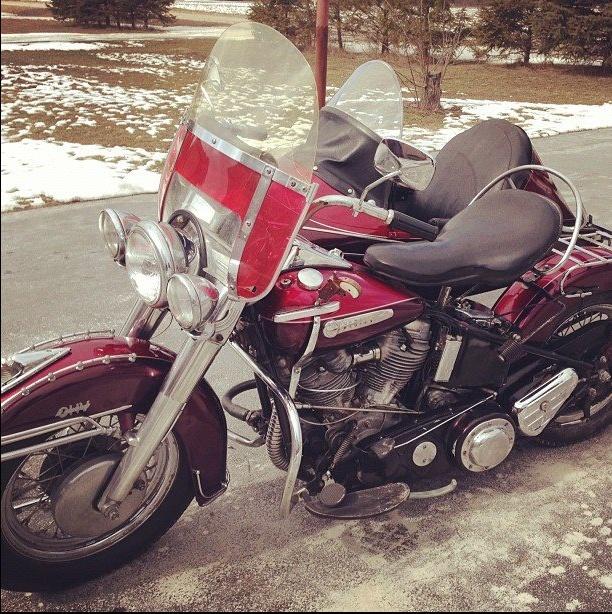 Les vieilles Harley....(ante 84) par Forum Passion-Harley - Page 2 1_viei24