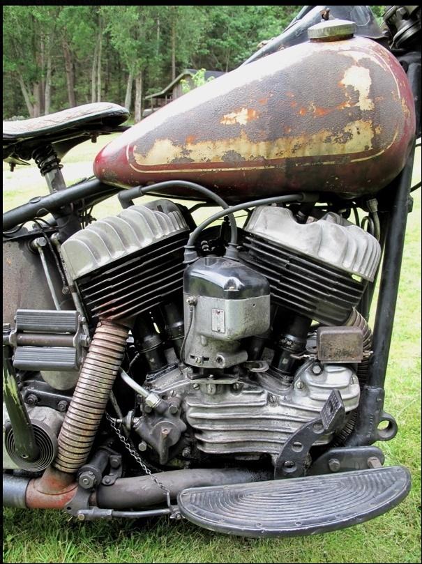 Les vieilles Harley....(ante 84) par Forum Passion-Harley - Page 2 1_viei25