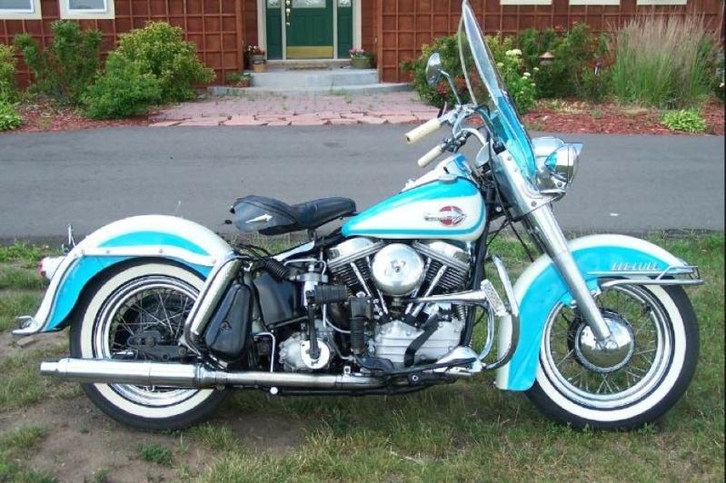 Les vieilles Harley....(ante 84) par Forum Passion-Harley - Page 2 1_viei27