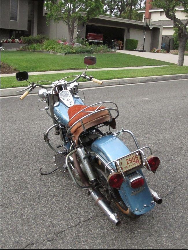 Les vieilles Harley....(ante 84) par Forum Passion-Harley - Page 3 1_viei28