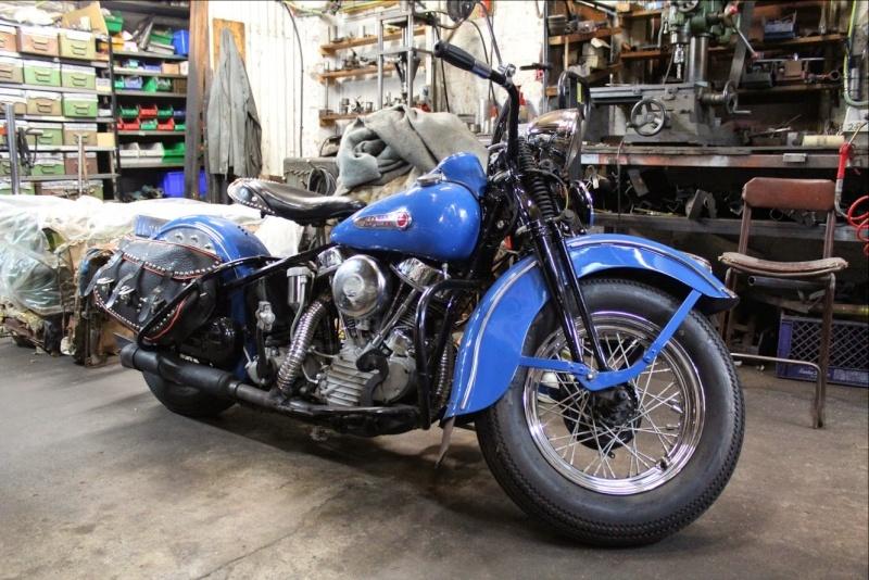 Les vieilles Harley....(ante 84) par Forum Passion-Harley - Page 4 1_viei34