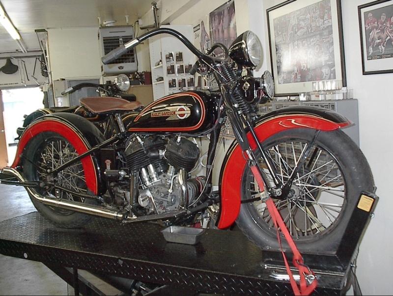Les vieilles Harley....(ante 84) par Forum Passion-Harley - Page 4 1_viei35