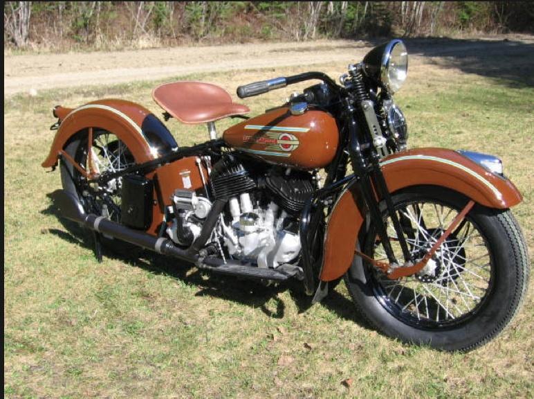 Les vieilles Harley....(ante 84) par Forum Passion-Harley - Page 5 1_viei36