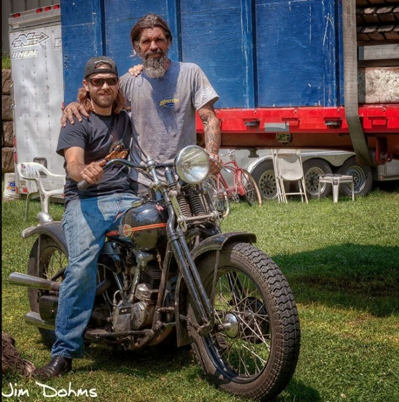 Les vieilles Harley....(ante 84) par Forum Passion-Harley - Page 20 1_viei63