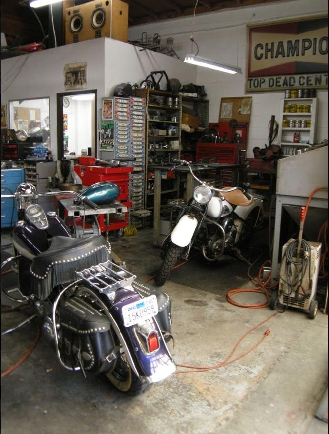 Quel garage !!!! - Page 7 Garage12