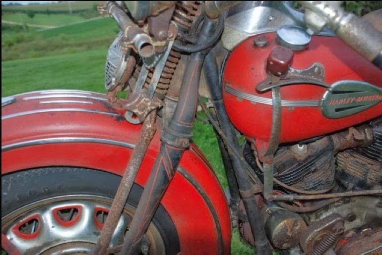 Les vieilles Harley....(ante 84) par Forum Passion-Harley - Page 4 Vieill41