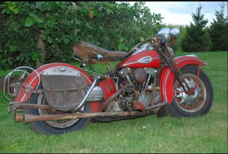 Les vieilles Harley....(ante 84) par Forum Passion-Harley - Page 4 Vieill44
