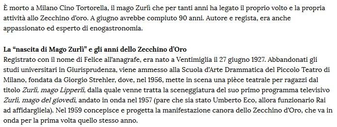 Addio a Mago Zurlì Cino11