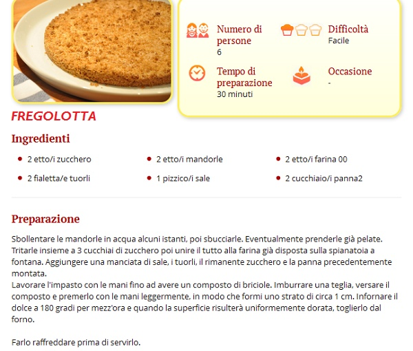Torte e dolcetti vari - Pagina 2 Fregol10