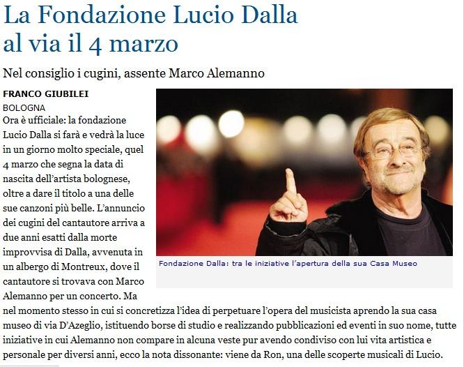Addio a Lucio Dalla Lucio10