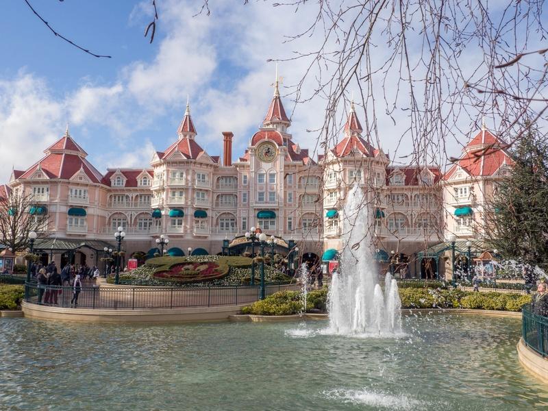 Photos de Disneyland Paris en HDR (High Dynamic Range) ! - Page 3 05032012