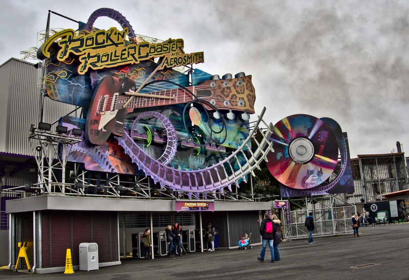 Photos de Disneyland Paris en HDR (High Dynamic Range) ! - Page 3 P2220010